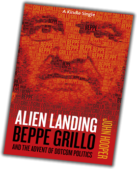 Alien Landing Book Cover